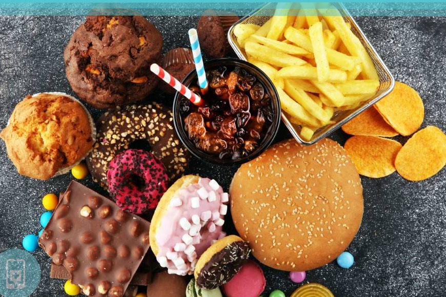 Alimentos ultraprocessados - Alta Palatabilidade