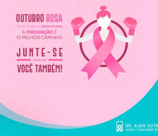 Câncer de mama: entenda como deveria ser a verdadeira prevenção - Artigos Dr Alain Machado Dutra