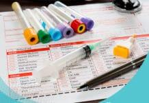 Que exames de sangue fazer anualmente?