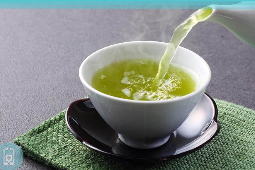 Epigalocatequina-galato - Chá verde