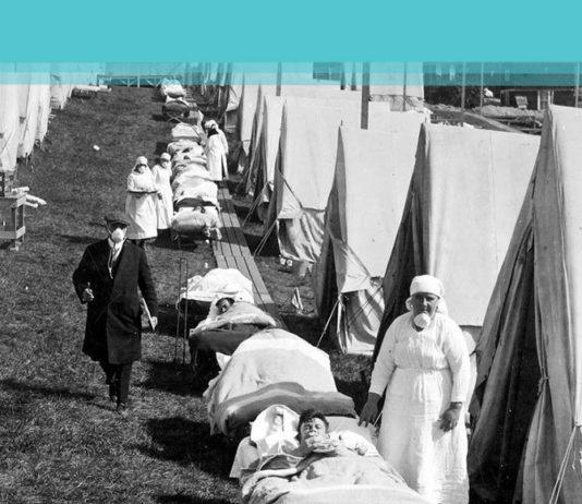 Lições da gripe espanhola de 1918: Vitamina D e ar fresco