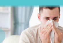 Como acabar com gripes e resfriados rapidamente