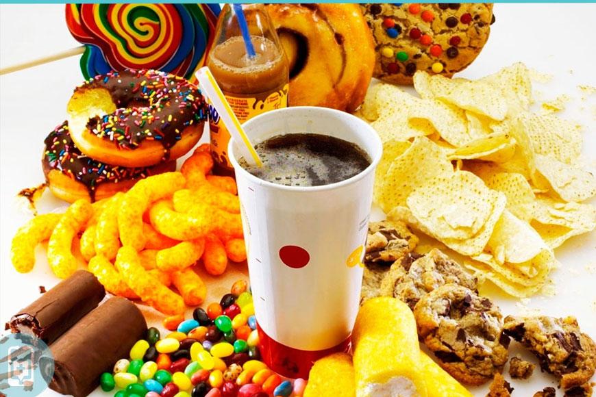 Imunidade Baixa - Excesso de Açúcar