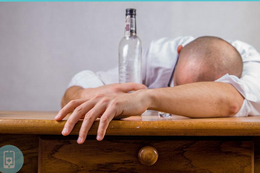 Imunidade Baixa - Excesso de Álcool