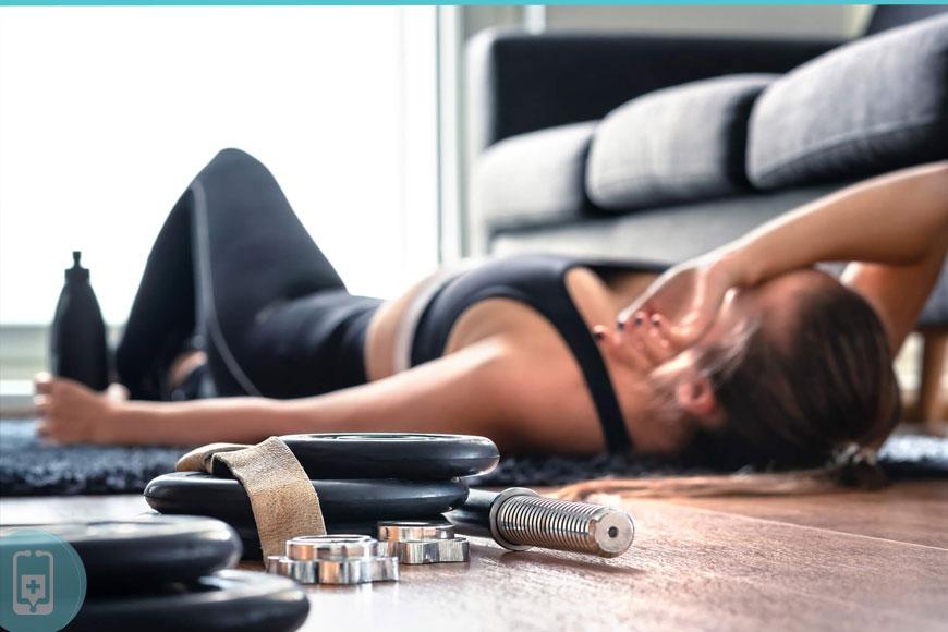Imunidade Baixa - Excesso de Exercícios Físicos