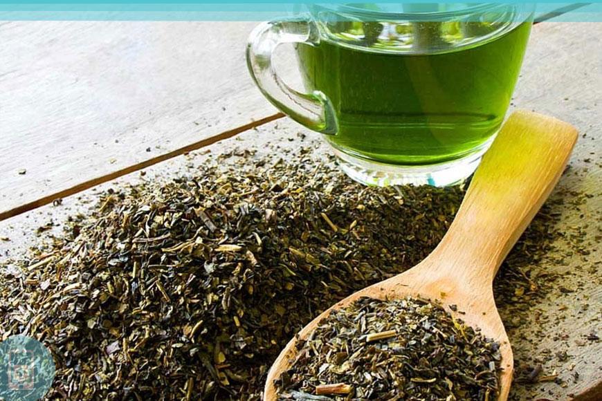 remedios naturais para virus cha verde