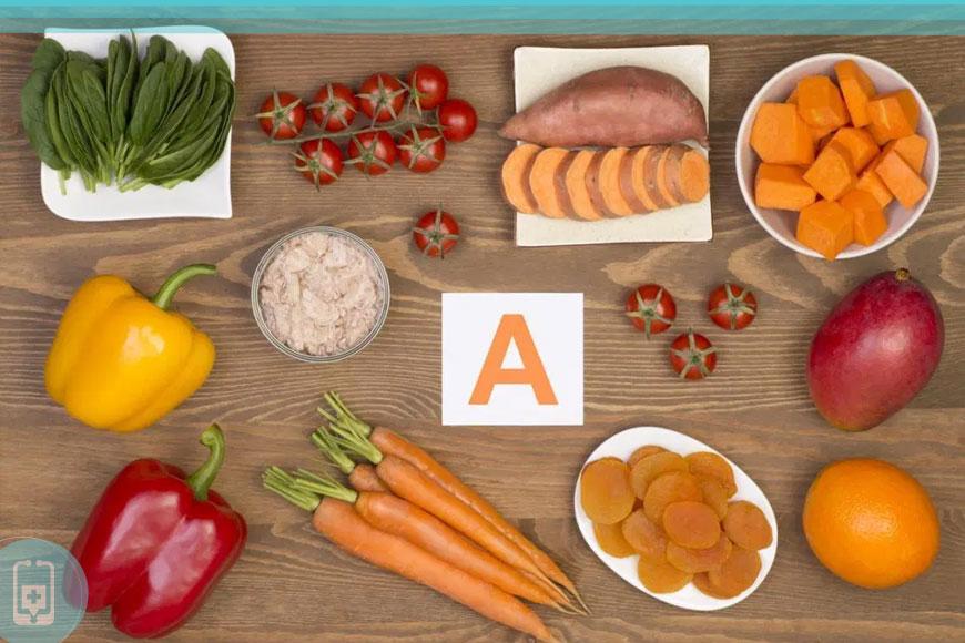 Remédios Naturais para Vírus - Vitamina A