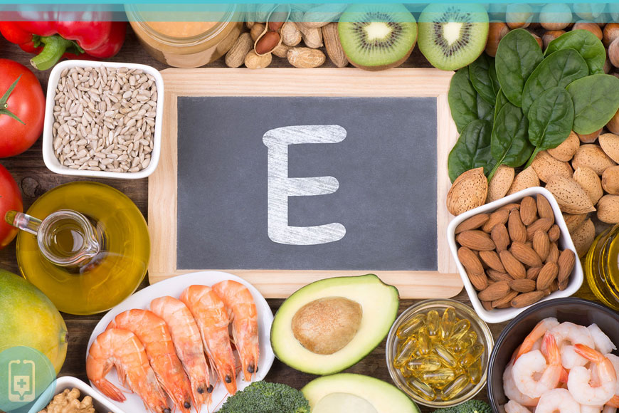 Anticoagulantes Naturais - Vitamina E