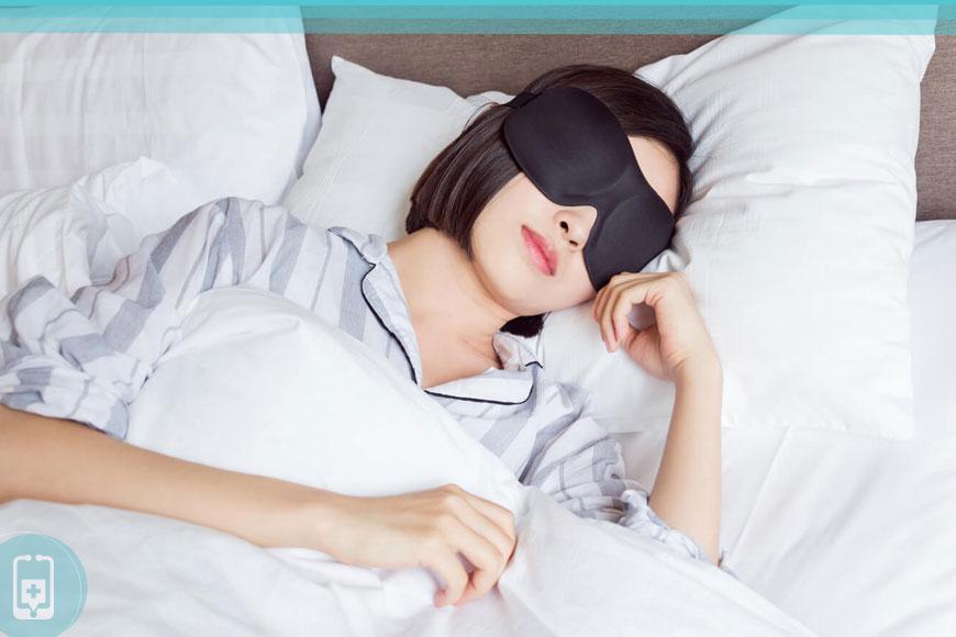 Como se livrar das moscas volantes - Dormir o suficiente