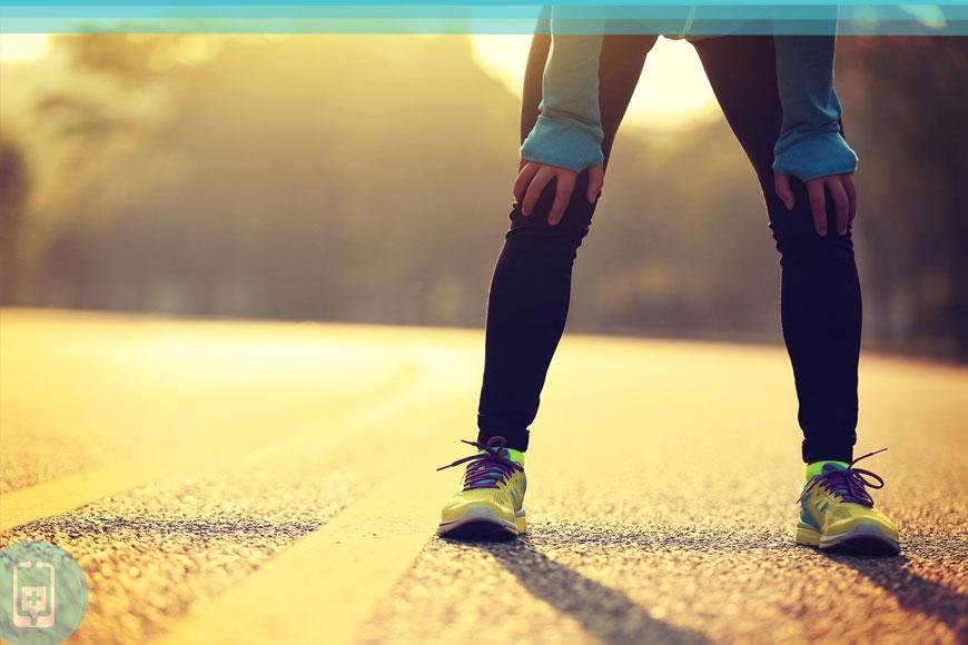 Excesso de exercícios físicos baixam a imunidade