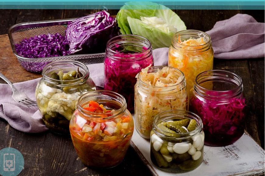 Hemorroidas inflamadas - Consuma alimentos fermentados