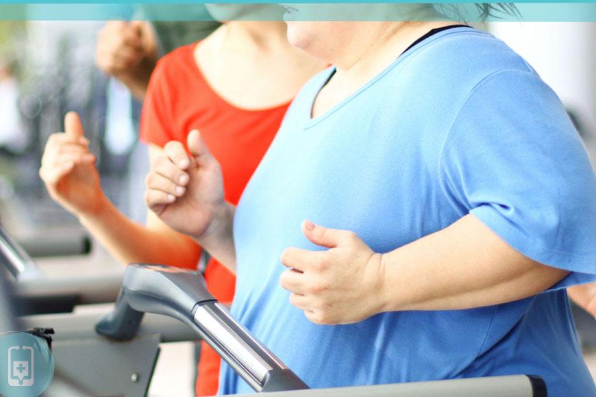 Obesidade e COVID-19 - Menor capacidade pulmonar