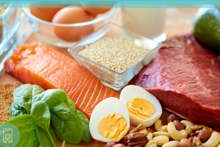 Vício em açúcar - Coma mais proteína