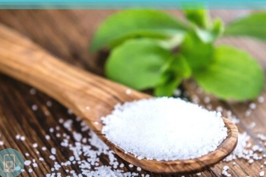 Troque por estévia, maltitol, taumatina e outros adoçantes naturais, mas com enfase na estévia