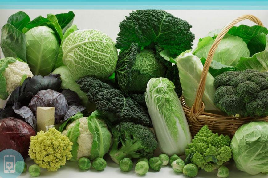 Vegetais Crucíferos para Detox de estrogênio