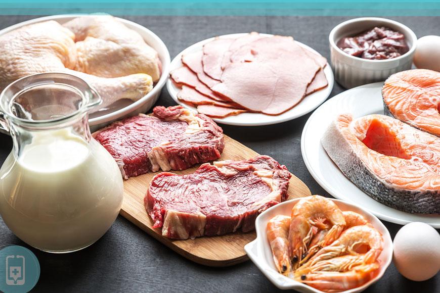 Sobrecarga de proteínas