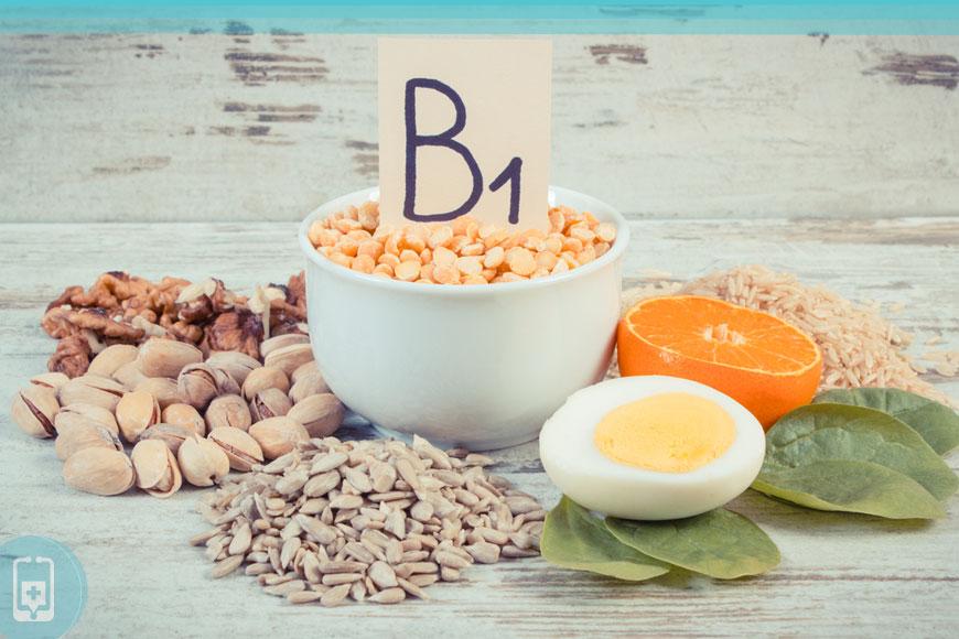 Hipotireoidismo e Vitamina B1