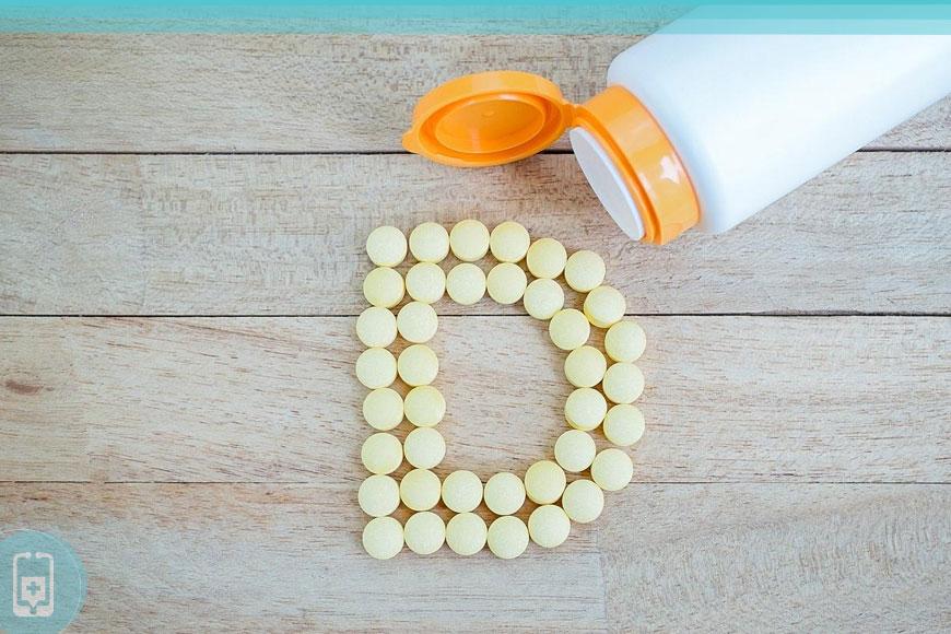 Deficiências do Hipotireoidismo - Vitamina D