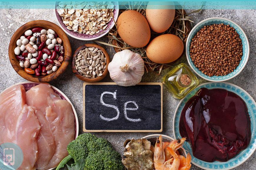 Deficiências do Hipotireoidismo - Selênio