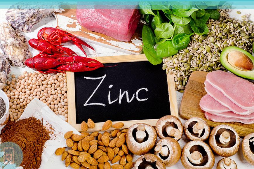Deficiências do Hipotireoidismo - Zinco