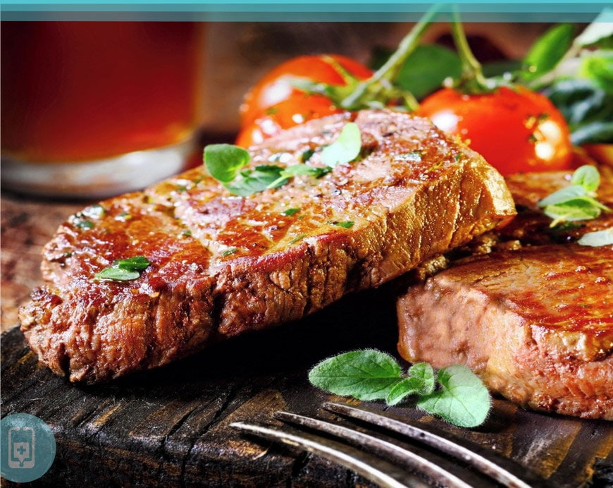 Consumo de carne vermelha aumenta LDL colesterol