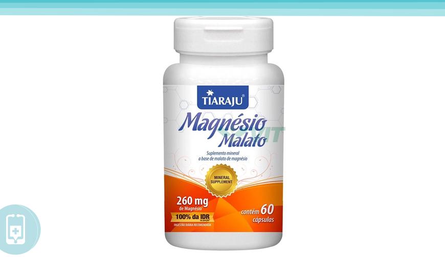 Magnésio Malato