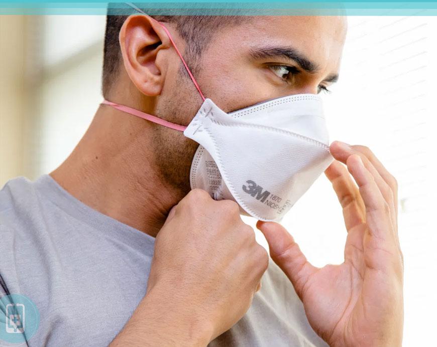 Polêmica das Máscaras - Modelo N95