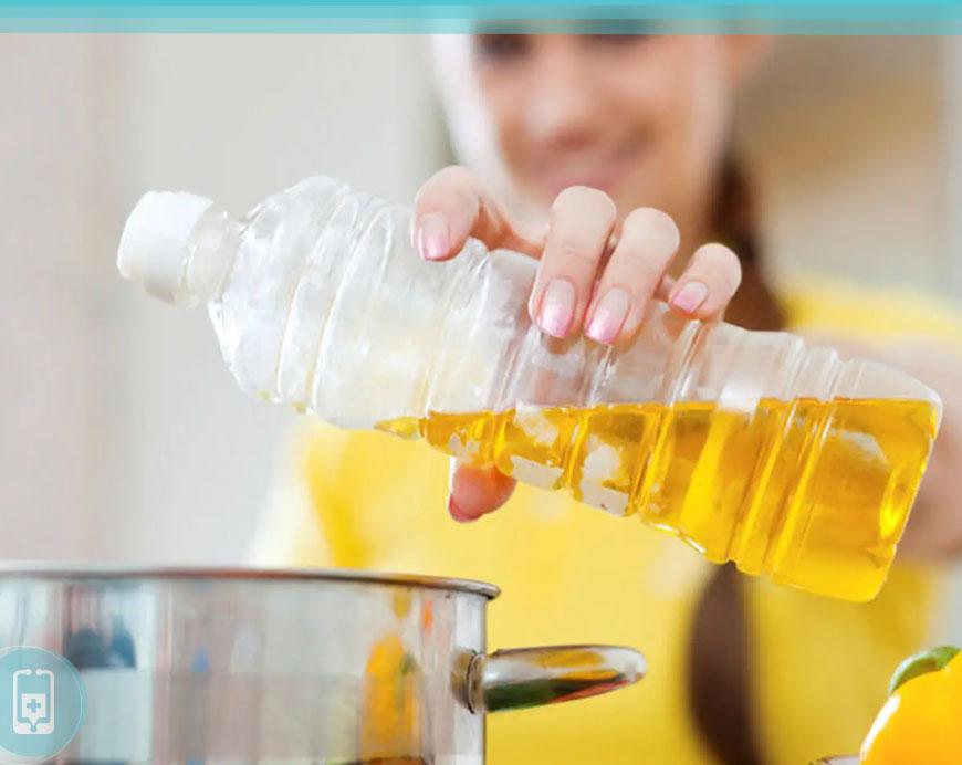Tipos de óleos vegetais