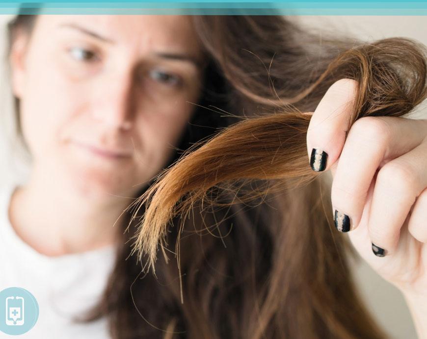 Biotina e saúde dos cabelos e unhas
