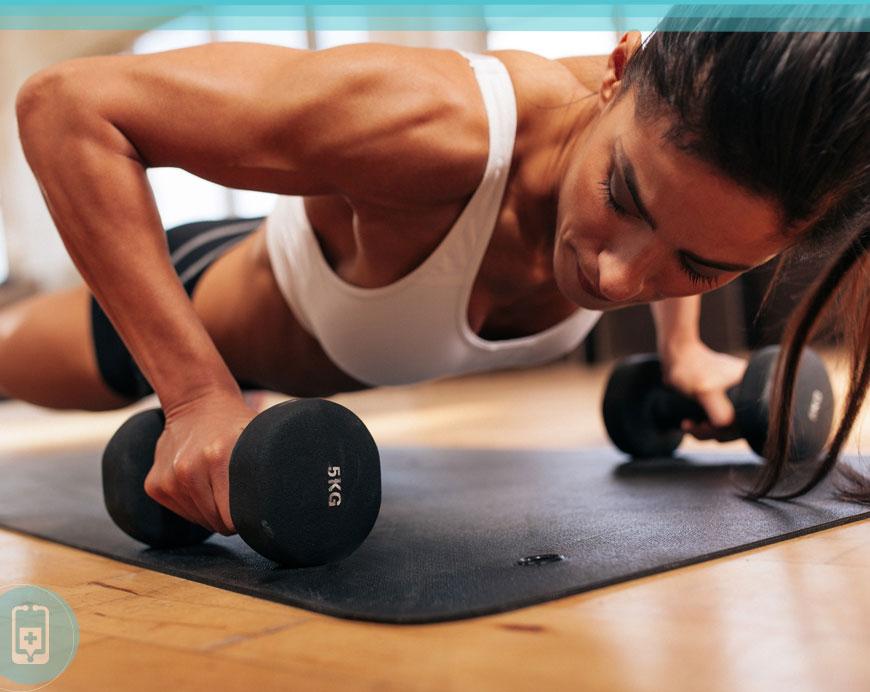 Aumenta a força muscular