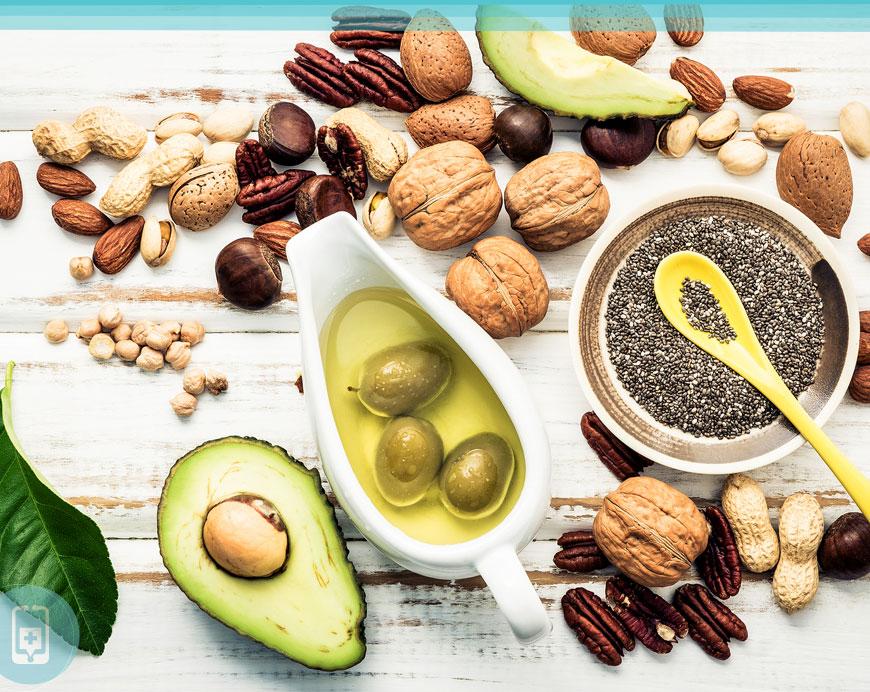 Alimentos que contém DHEA