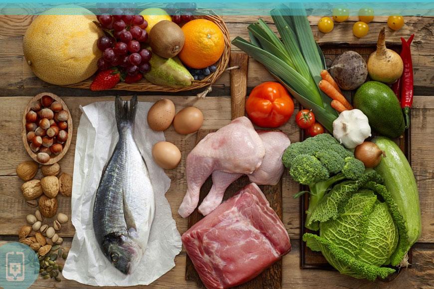 Melhorar a ingestão de nutrientes