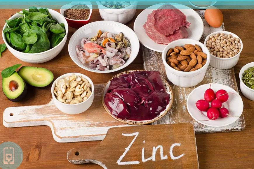 zinco ajuda controlar a herpes