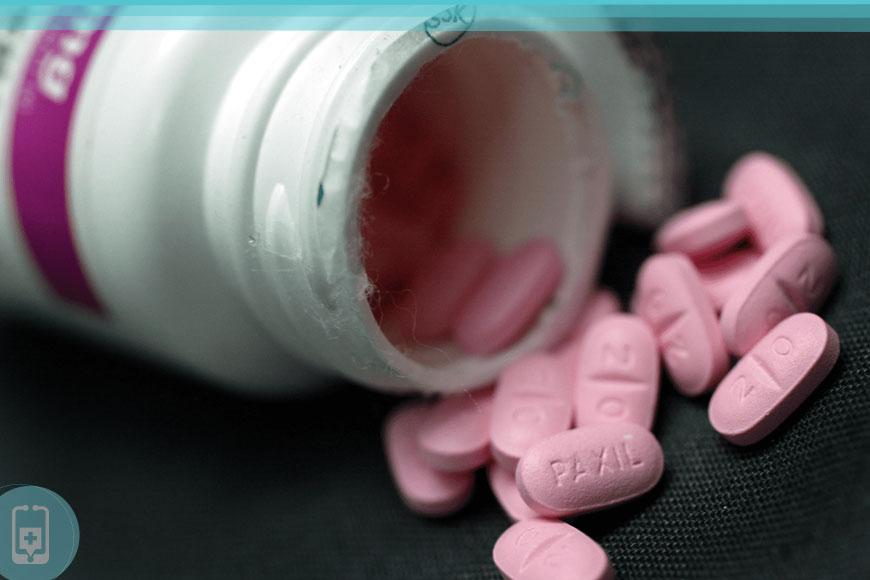 Medicações Retiradas de Circulação - Paxil